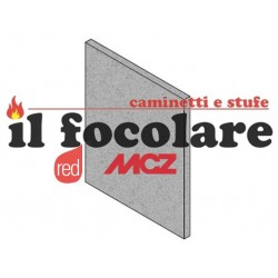 Pannello isolante caldaia pellet red mcz compact cod for Mcz red compact 24