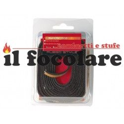 BLACK TEX ADHESIVE KIT 8 X 2