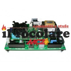 ELECTRONIC BOARD MCZ Active System VER. 9.06 COD. 41450902300