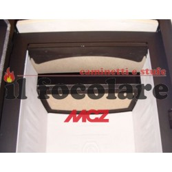 Complete front smoke deflector cod. 43640022