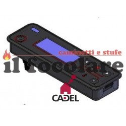 SYNOPTIC PANEL COMMANDS GRAPHIC CADEL COD. 4D1451303300