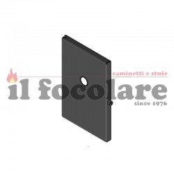 COMPACT 14 RED FIRE DOOR FRAME 41401366640V