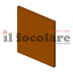 COMPACT 14 RED BOILER INSULATING PANEL 41151301300