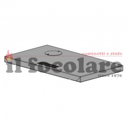 PELLET TANK COVER COMPACT 14 RED 41401368850