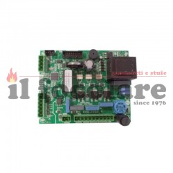 ELECTRONIC BOARD CADEL STOVE COD. 4D145157020
