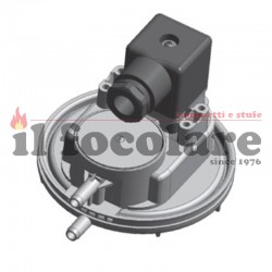 PRESSURE SWITCH 1.2 MBAR RED 414508040