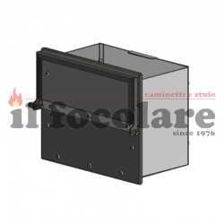 COMPACT RED ASH DRAWER 41401129630