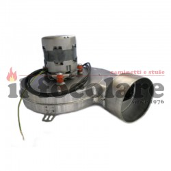 SMOKE SUCTION FAN WITH RED ENCODER 41451100300