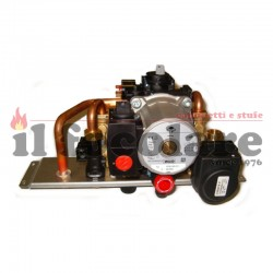 HYDRAULIC GROUP WITH RED DOMESTIC WATER PRODUCTION 41501100401