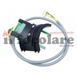 Air flow meter, with cable 2272601 EXTRAFLAME NORDICA