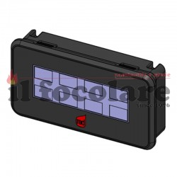 COMPACT RED CONTROL PANEL 41451400670A