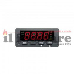 COMPACT RED DIGITAL TIMER 41451403100