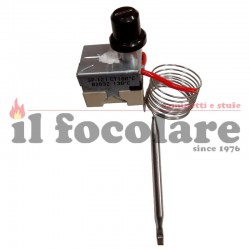 ADJUSTABLE SAFETY THERMOSTAT WITH 90 ° C PROBE