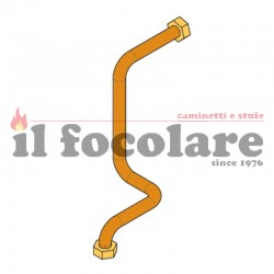 COMPACT 35 RED HEATING DELIVERY HOSE 41501202500