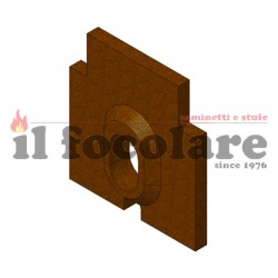 VERMICULITE REAR COMPACT 45 RED 41151400301
