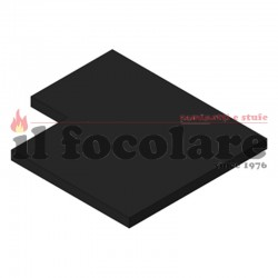 COMPACT 45 RED INSULATING PANEL 41151402200