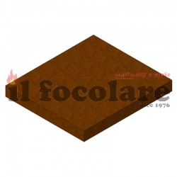 COMPACT 45 RED VERMICULITE DEFLECTOR 41151400600