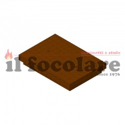 COMPACT 45 RED VERMICULITE PANEL 41151400700