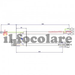 ADDITIONAL BOARD HOTTOH MCZ 41451308200