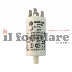 2µF CAPACITOR FOR MOTORS