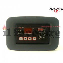 MICROMAV electronic control unit for water thermo fireplace