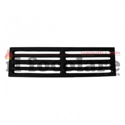 Cast iron grill for fireplaces 36.2 x 10 cm