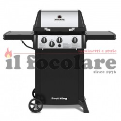 GAS BARBECUE GEM 340 BROIL KING