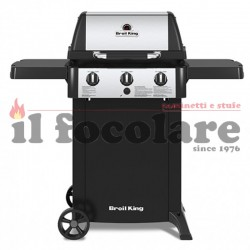 GAS BARBECUE GEM 320 BROIL KING