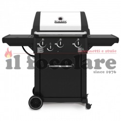 GAS BARBECUE ROYAL XL 340 BROIL KING
