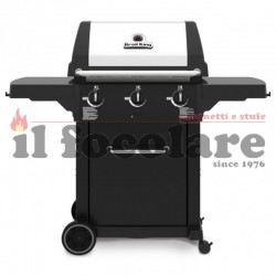 GAS BARBECUE ROYAL XL 320 BROIL KING