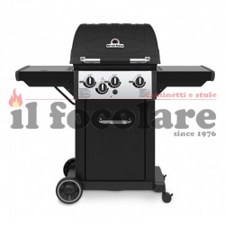 GAS BARBECUE ROYAL 340 BROIL KING