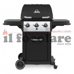 ROYAL 320 BROIL KING GAS BARBECUE