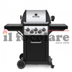 GAS BARBECUE MONARCH 390 BROIL KING