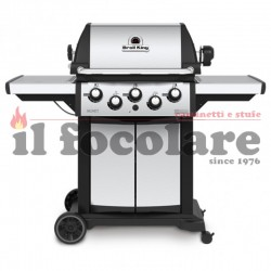 GAS BARBECUE SIGNET 390 BROIL KING
