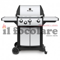 GAS BARBECUE SIGNET 340 BROIL KING