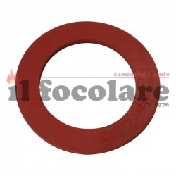 Smoke exhaust gasket for PALAZZETTI pellet inserts