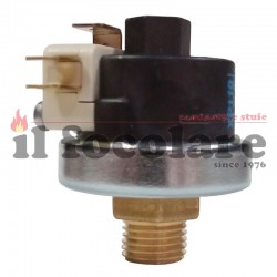 Adjustable water pressure switch 2 - 6 bar XP110
