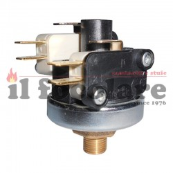 Adjustable water pressure switch 1,5 - 4 bar XP200A 1/4