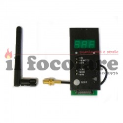 Emergency panel complete with antenna COD. 41450902500