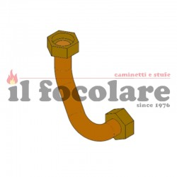 DELIVERY HOSE FROM BOILER DUO HYDRO AIR MCZ 41501301400